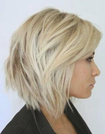 First Class Short Haircuts Longer In Front Throughout Hairstyles Long In Front Short In Back (View 10 of 15)