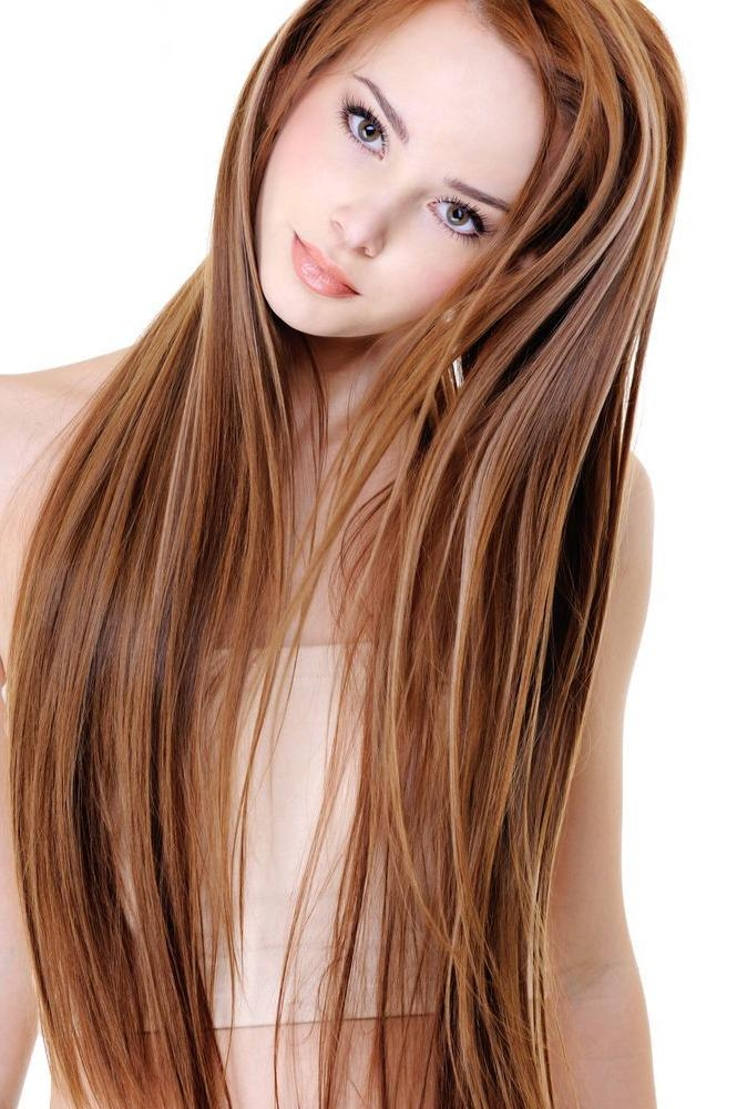 For Long Hair Women Within Long Hairstyles Women (View 10 of 15)