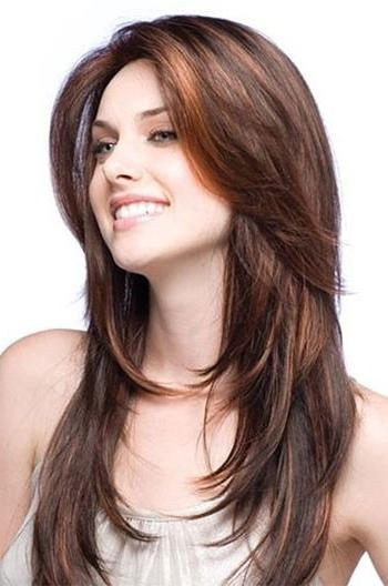 layered cut hairstyle indian hairstyles