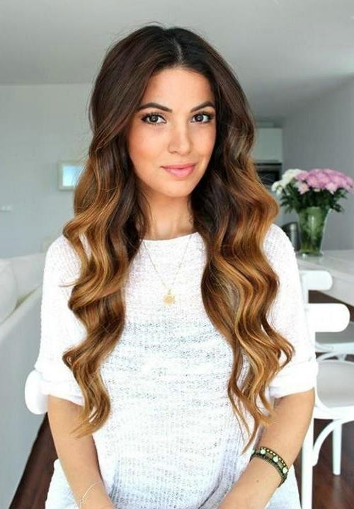 Hairstyles For Long Hair At Home Throughout Long Hairstyles At Home (View 14 of 15)