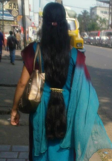 Hairstyles For Long Hair In Kerala On Fashionika Intended For Long Hairstyles In Kerala (View 4 of 15)