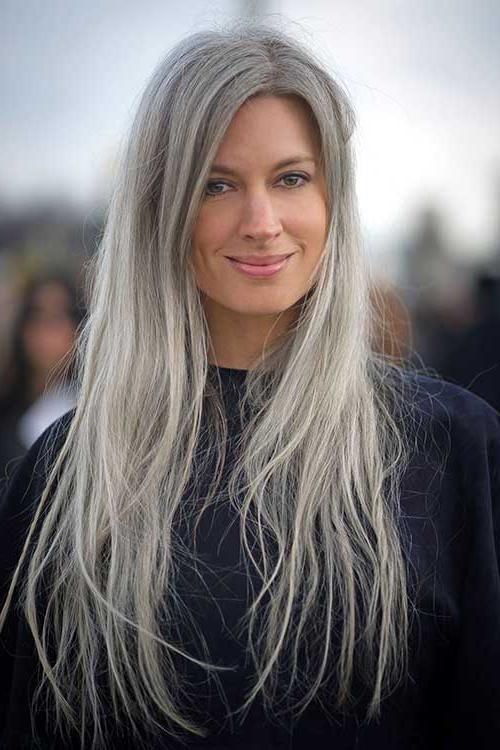 Hairstyles For Older Women And Get Ideas How To Change Your Hairstyle Throughout Hair Styles For Older Women With Long Hair (View 10 of 15)