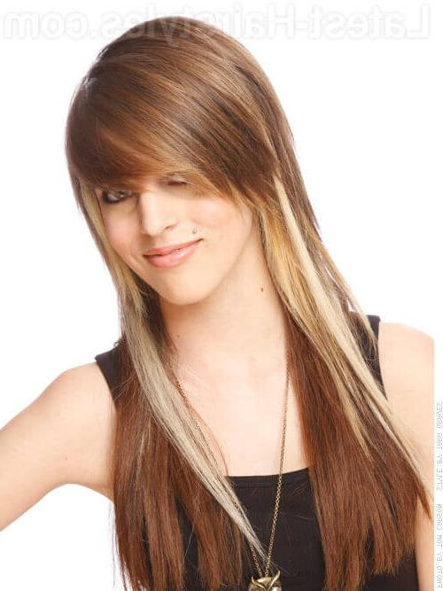 Hot Hair Alert: 20 Gorgeous Hairstyles For Long Straight Hair In Long Hairstyles Straight (View 2 of 15)