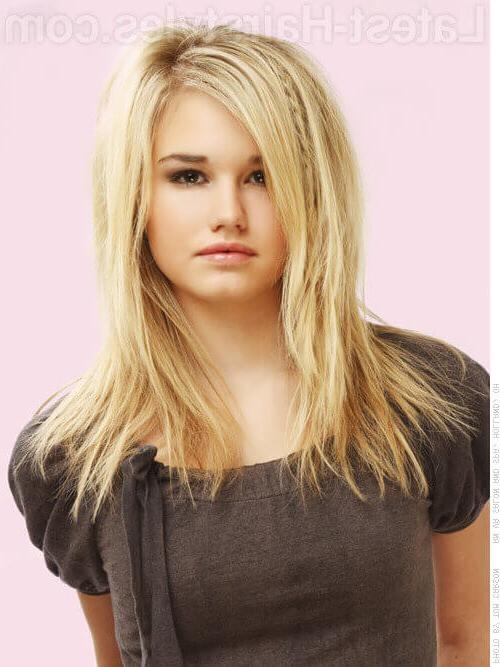 Hot Hair Alert: 20 Gorgeous Hairstyles For Long Straight Hair Within Long Hairstyles For Straight Hair (View 4 of 15)
