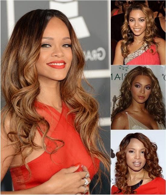 Hottest 11 Hairstyles For Black Women In 2013 – Vpfashion With Long Hairstyles Extensions (View 11 of 15)