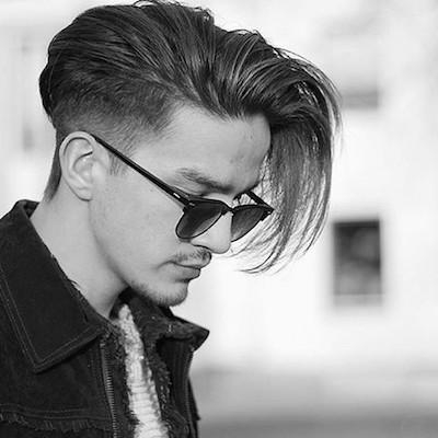 How To Style A Modern Quiff | The Idle Man With Regard To Hairstyles Quiff Long Hair (View 2 of 15)