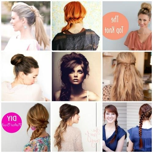 Images Of Long Hairstyles To Bring Your Dream Hairstyle Into Your Life In Long Hairstyles Diy (Gallery 6 of 15)