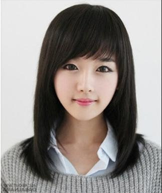 Japanese Hairstyles For Long Straight Hair – Your New Hairstyle Intended For Long Straight Japanese Hairstyles (View 8 of 15)