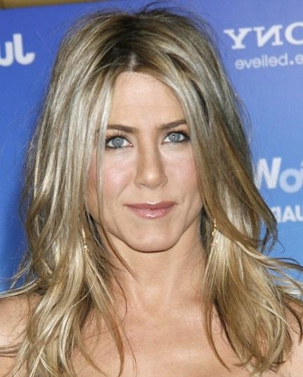 Featured Photo of Long Layered Hairstyles Jennifer Aniston