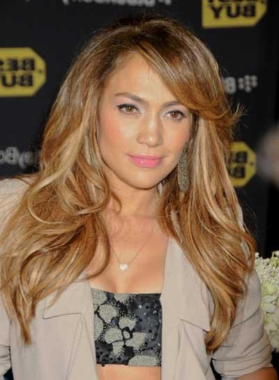 Jennifer Lopez – Beauty Riot In Long Layered Hairstyles Jennifer Lopez (View 4 of 15)