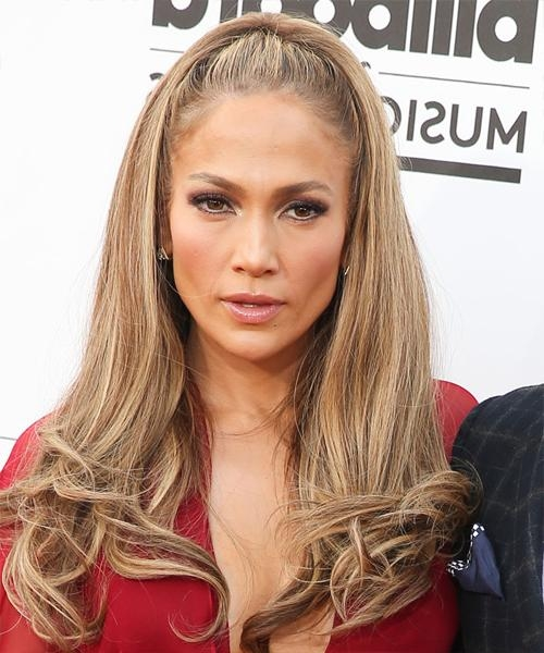 Jennifer Lopez Hairstyles For 2017 | Celebrity Hairstyles Throughout Long Hairstyles Jennifer Lopez (Gallery 11 of 15)
