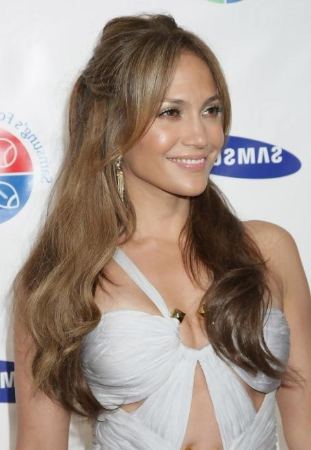 Jennifer Lopez Sexy Long Hairstyles – Hairstyles Weekly In Long Hairstyles Jennifer Lopez (Gallery 9 of 15)