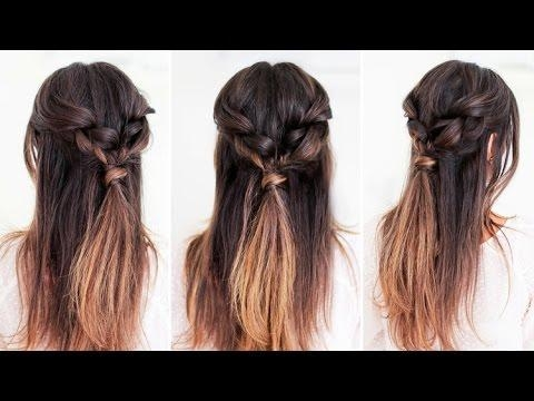 Job Interview Hairstyles – Youtube With Regard To Long Hairstyles Job Interview (View 12 of 15)