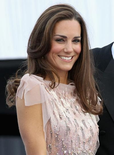 Kate Middleton – Beauty Riot For Long Hairstyles Kate Middleton (View 6 of 15)