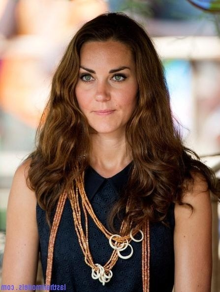 Kate Middleton Hairstyles | Hairstyles 2013 Regarding Long Hairstyles Kate Middleton (View 8 of 15)