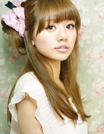 Kawaii Hairstyles For Long Hair – Your New Hairstyle Photo Blog Inside Long Kawaii Hairstyles (Gallery 3 of 15)