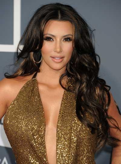 Kim Kardashian – Beauty Riot In Long Layered Hairstyles Kim Kardashian (View 7 of 15)