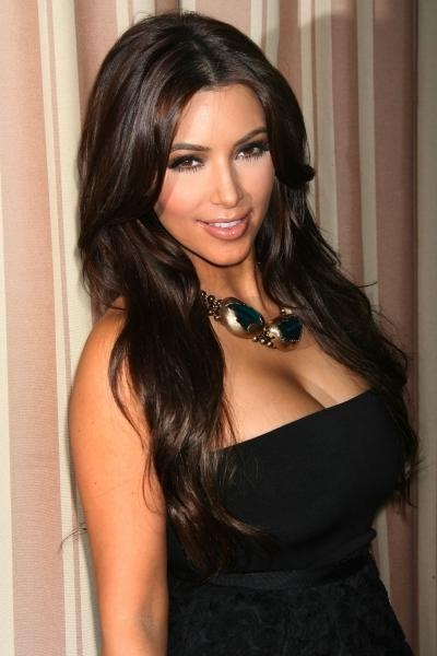 Kim Kardashian Hair | Hairstyles 2015 Hair Colors, Updo Short For Long Layered Hairstyles Kim Kardashian (Gallery 15 of 15)
