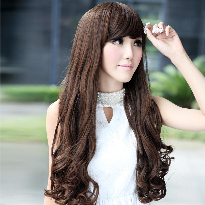 korean style curly hair photo gallery of wavy hairstyles korean viewing 11 4551