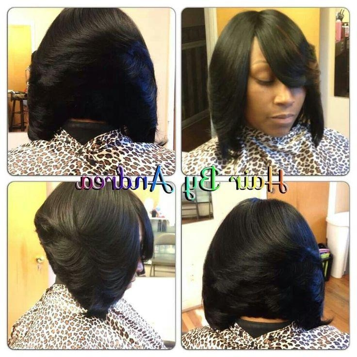 Long 27 Piece Quick Weave Hairstyles – Hairstyle Foк Women & Man With Long Bob Quick Hairstyles (View 9 of 15)