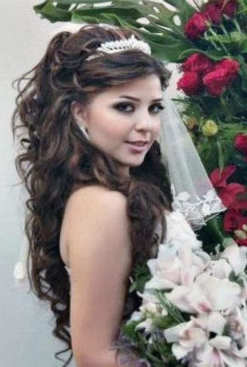 Long Curly Quinceanera Hairstyles, Size: #81057 Inside Long Curly Quinceanera Hairstyles (View 11 of 15)