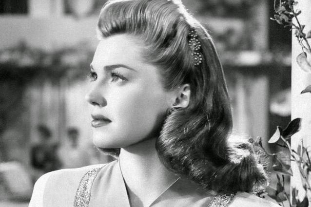 Long Hair: 1940S & 1950S Regarding Long Hairstyles In The 1950S (View 14 of 15)