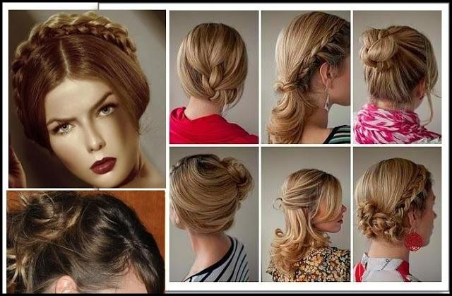 Long Hair Casual Updo Ideas (View 11 of 15)