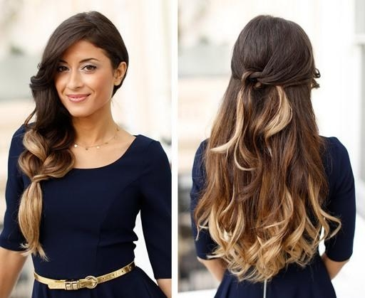 Long Hair Hairstyle – Best Haircut Style With Regard To Long Hairstyles Vogue (View 7 of 15)