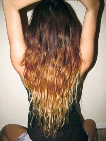 Long Hair With A V Shape Cut At The Back – Women Hairstyles Within Long Hairstyles V In Back (View 12 of 15)