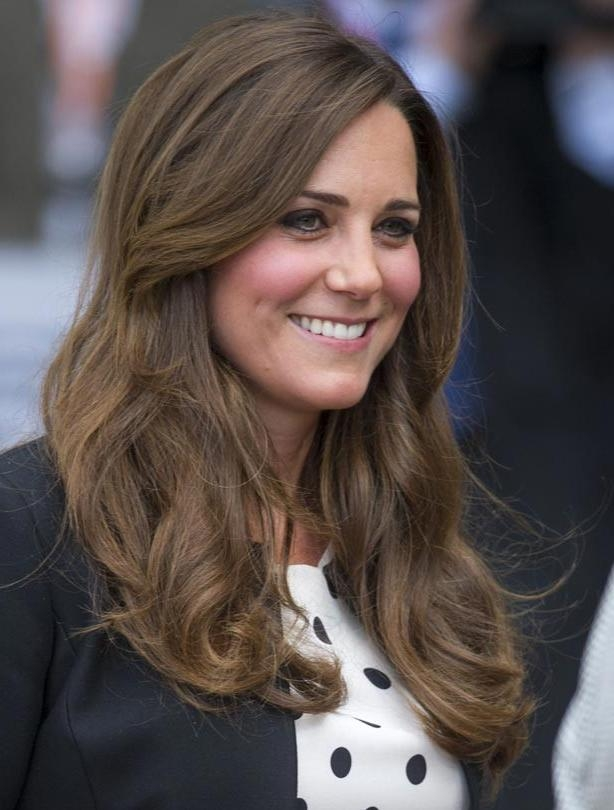 Long Hairstyles 2013 – Kate Middleton – Goodtoknow In Long Hairstyles Kate Middleton (View 13 of 15)