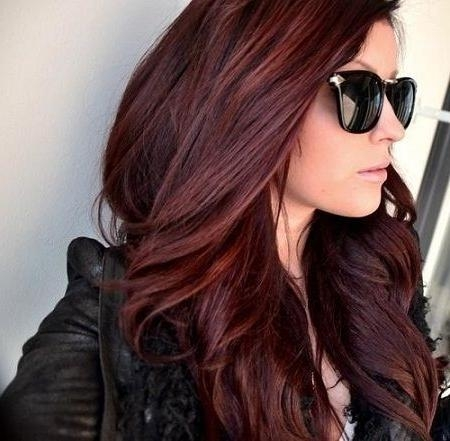 Long Hairstyles And Color Ideas – Popular Long Hair 2017 Throughout Long Hairstyles And Color (View 10 of 15)