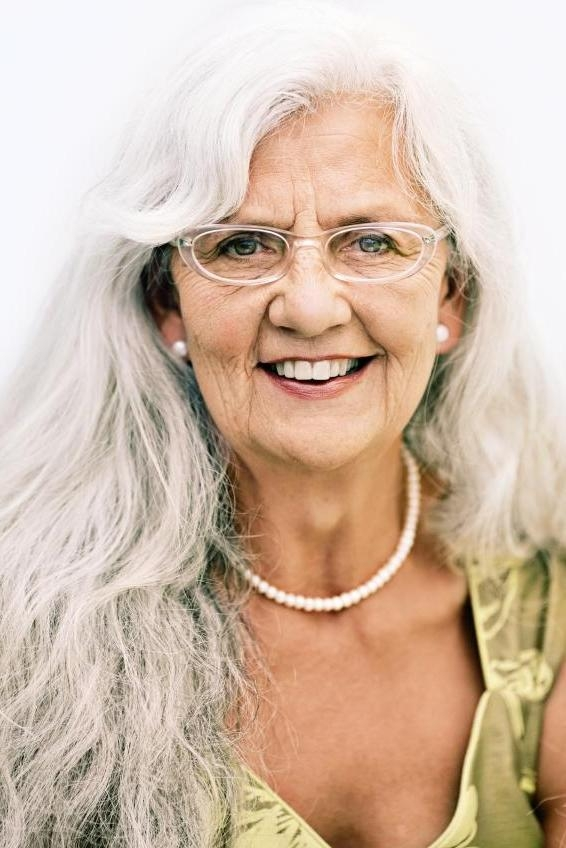 Long Hairstyles For Elderly Women In Hair Styles For Older Women With Long Hair (View 13 of 15)