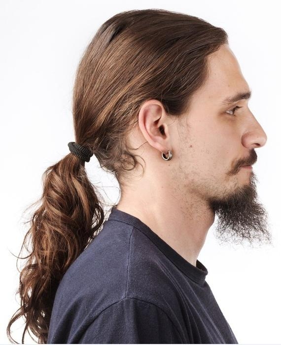 Long Hairstyles For Men Ponytail 2015 Image Gallery – Hcpr Pertaining To Long Hairstyles In A Ponytail (View 13 of 15)