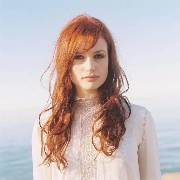 Long Hairstyles Redheads For Long Hairstyles Redheads (View 11 of 15)