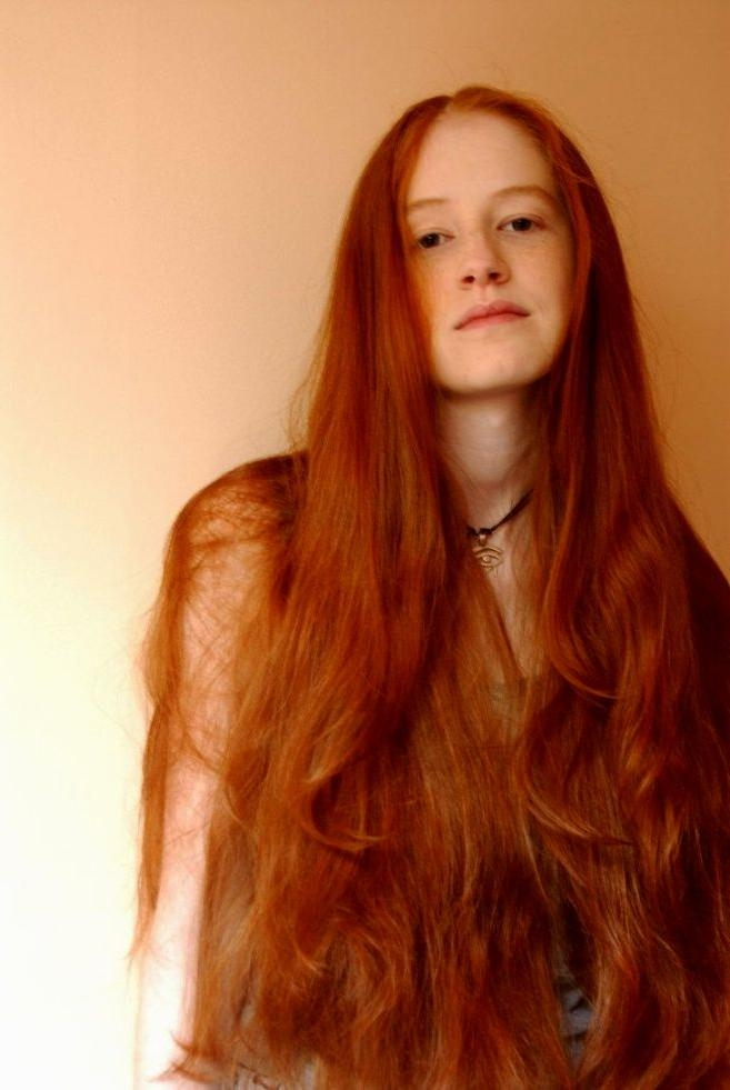 Long Hairstyles Redheads | Hairstyles Ideas With Regard To Long Hairstyles Redheads (View 10 of 15)