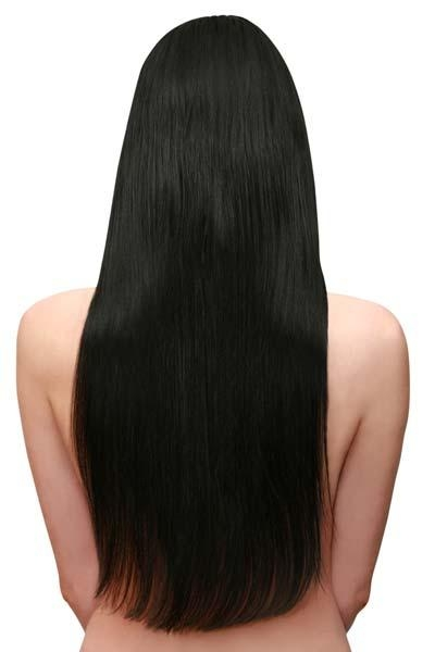Long Hairstyles: U Shaped, V Shaped Or Straight Across Back? In Long Hairstyles V In Back (View 10 of 15)