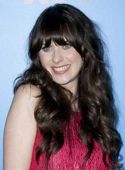 Long Hairstyles With Bangs For Round Faces – Beauty Riot In Long Hairstyles With Bangs For Round Faces (View 14 of 15)