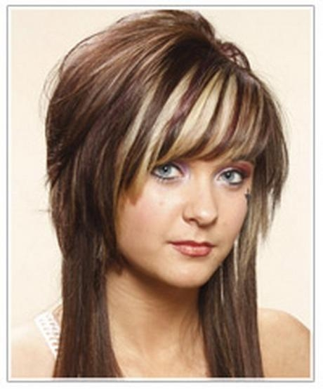 Long Hairstyles With Short Layers On Top Inside Long Hairstyles With Short Layers (View 14 of 15)