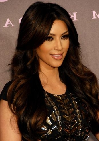 Long Layered Hairstyles For Women Kim Kardashian | Sophisticated In Long Layered Hairstyles Kim Kardashian (View 14 of 15)