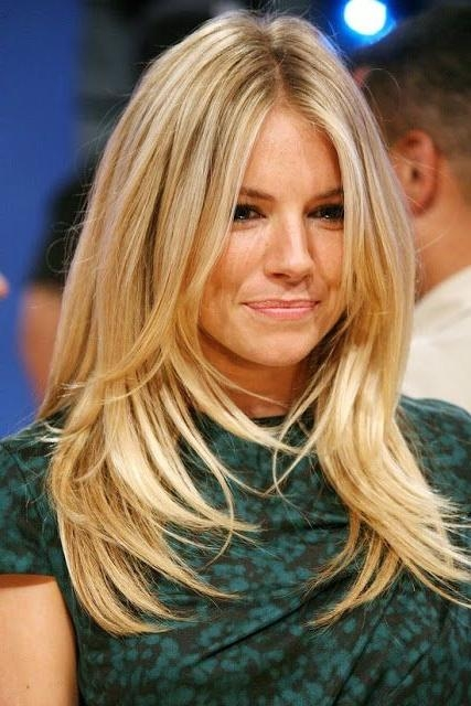Look 10 Pounds Thinner With Selected Hairstyles Inside Long Hairstyles That Make You Look Thinner (View 14 of 15)