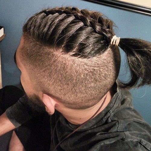 Men's Top Knot Hairstyles | Men's Hairstyles + Haircuts 2017 In Long Hairstyles Knot (View 11 of 15)