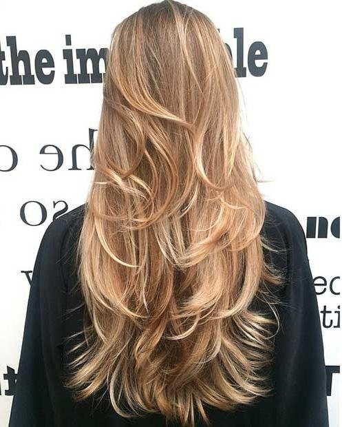 Most Beautiful Long Hair Cut – Popular Long Hair 2017 For Long Hairstyles Cuts (View 9 of 15)