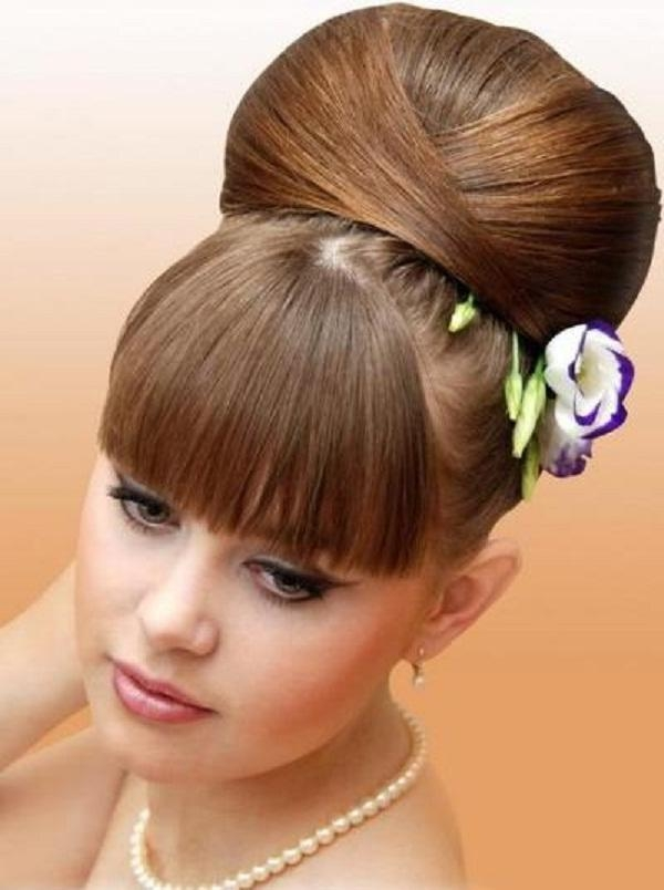 Over 50 Bun Hairstyle Ideas For Summer – Easyday For Long Hairstyles Buns (View 12 of 15)