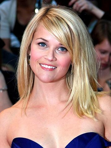 Photo Gallery: Celebrity Photos, Celebrity Style, Celebrity With Regard To Long Hairstyles Reese Witherspoon (View 6 of 15)