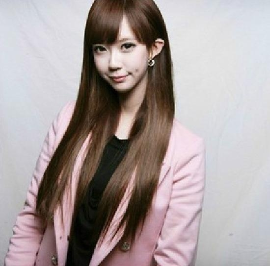 Picture Suggestion For Japanese Hairstyles Straight Long With Regard To Long Straight Japanese Hairstyles (View 13 of 15)