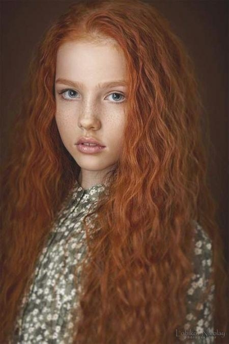 Prime Long Hairstyles Redheads Pertaining To Long Hairstyles Redheads (View 12 of 15)