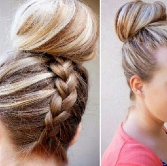 15 ideas of long hairstyles easy updos quick and easy updo for long hair 2017 with regard to long hairstyles easy updos pmusecretfo Gallery