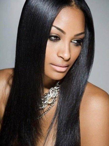 Quick Weave Hairstyles To Inspire You How To Remodel Your Hair Intended For Long Hairstyles Quick Weave (View 11 of 15)