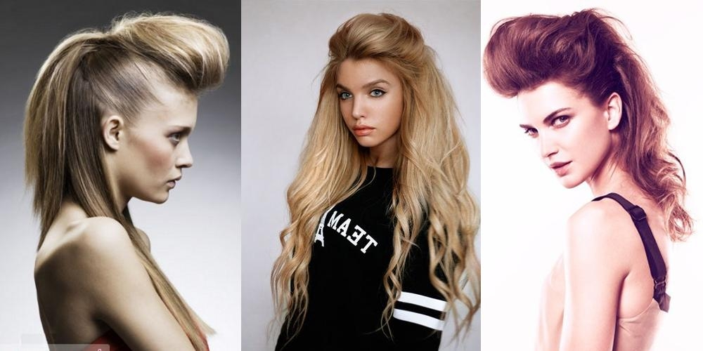 Featured Photo of Womens Long Quiff Hairstyles