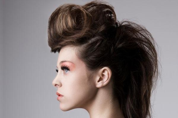 Quiff Hair For Women – With Regard To Womens Long Quiff Hairstyles (Gallery 11 of 15)